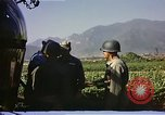 Image of General O P Smith Naktong River Korea, 1950, second 12 stock footage video 65675041604