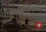 Image of United States Marines in combat during Korean War Hoengsong Korea, 1951, second 3 stock footage video 65675041615
