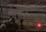 Image of United States Marines in combat during Korean War Hoengsong Korea, 1951, second 4 stock footage video 65675041615