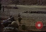 Image of United States Marines in combat during Korean War Hoengsong Korea, 1951, second 5 stock footage video 65675041615