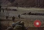 Image of United States Marines in combat during Korean War Hoengsong Korea, 1951, second 7 stock footage video 65675041615