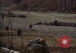 Image of United States Marines in combat during Korean War Hoengsong Korea, 1951, second 8 stock footage video 65675041615