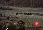 Image of United States Marines in combat during Korean War Hoengsong Korea, 1951, second 10 stock footage video 65675041615