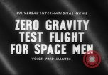 Image of astronaut training Ohio United States USA, 1959, second 3 stock footage video 65675041623