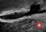 Image of nuclear powered submarine Connecticut USA, 1959, second 10 stock footage video 65675041625