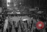 Image of national labor strikes and President Roosevelt United States USA, 1934, second 7 stock footage video 65675041627