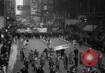 Image of national labor strikes and President Roosevelt United States USA, 1934, second 10 stock footage video 65675041627