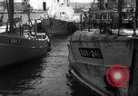 Image of Gdynia harbor Poland, 1959, second 8 stock footage video 65675041632