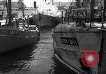 Image of Gdynia harbor Poland, 1959, second 9 stock footage video 65675041632