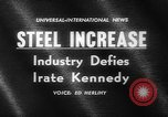 Image of President Kennedy United States USA, 1962, second 3 stock footage video 65675041635