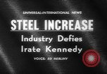 Image of President Kennedy United States USA, 1962, second 4 stock footage video 65675041635