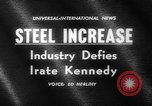 Image of President Kennedy United States USA, 1962, second 5 stock footage video 65675041635