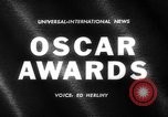 Image of Oscar Awards California United States USA, 1962, second 3 stock footage video 65675041638