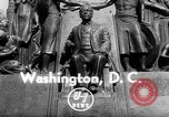 Image of Samuel Gompers Washington DC, 1951, second 2 stock footage video 65675041641