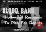 Image of Colonel James Edwards Hollywood Los Angeles California USA, 1951, second 2 stock footage video 65675041642