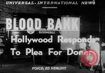 Image of Colonel James Edwards Hollywood Los Angeles California USA, 1951, second 5 stock footage video 65675041642
