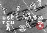 Image of football match Los Angeles California USA, 1951, second 6 stock footage video 65675041643