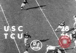 Image of football match Los Angeles California USA, 1951, second 8 stock footage video 65675041643