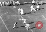 Image of football match Los Angeles California USA, 1951, second 9 stock footage video 65675041643