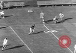 Image of football match Los Angeles California USA, 1951, second 11 stock footage video 65675041643
