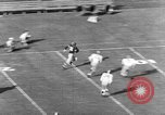 Image of football match Los Angeles California USA, 1951, second 12 stock footage video 65675041643