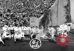 Image of football match Princeton New Jersey USA, 1951, second 3 stock footage video 65675041644