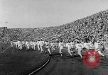 Image of football match Princeton New Jersey USA, 1951, second 7 stock footage video 65675041644