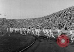 Image of football match Princeton New Jersey USA, 1951, second 8 stock footage video 65675041644