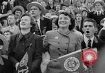 Image of football match Princeton New Jersey USA, 1951, second 10 stock footage video 65675041644