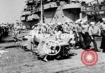Image of USS Antietam New York United States USA, 1953, second 4 stock footage video 65675041649