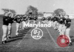 Image of Naval Academy Annapolis Maryland USA, 1953, second 1 stock footage video 65675041650