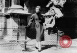 Image of French designed fashions of 1953 Paris France, 1953, second 10 stock footage video 65675041651