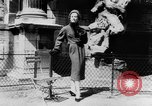 Image of French designed fashions of 1953 Paris France, 1953, second 11 stock footage video 65675041651