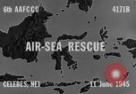 Image of PBY Catalina crashes during Air-Sea Rescue Celebes Netherlands East Indies, 1945, second 3 stock footage video 65675041658