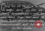 Image of Air Mail United States USA, 1925, second 1 stock footage video 65675041662