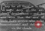 Image of Air Mail United States USA, 1925, second 2 stock footage video 65675041662