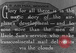Image of Air Mail United States USA, 1925, second 3 stock footage video 65675041662