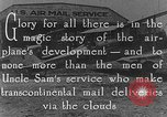 Image of Air Mail United States USA, 1925, second 5 stock footage video 65675041662