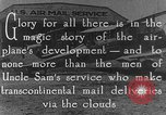 Image of Air Mail United States USA, 1925, second 6 stock footage video 65675041662