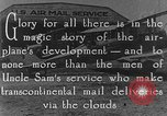 Image of Air Mail United States USA, 1925, second 8 stock footage video 65675041662