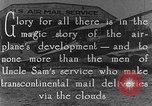 Image of Air Mail United States USA, 1925, second 9 stock footage video 65675041662