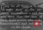 Image of Air Mail United States USA, 1925, second 10 stock footage video 65675041662