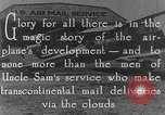 Image of Air Mail United States USA, 1925, second 11 stock footage video 65675041662