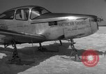 Image of Navion plane Canada, 1951, second 9 stock footage video 65675041666