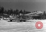 Image of Navion plane Canada, 1951, second 1 stock footage video 65675041668