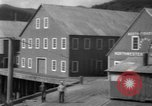Image of Booth Fishery Company Alaska USA, 1932, second 9 stock footage video 65675041673