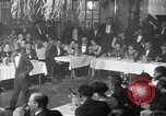Image of Zellis Royal Box Nightclub after World War 1 Paris France, 1920, second 1 stock footage video 65675041688