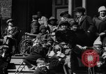 Image of Disabled people go on an outing United States USA, 1917, second 7 stock footage video 65675041697