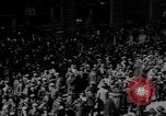 Image of New York Curb Market Brokers on Broad Street New York City USA, 1918, second 3 stock footage video 65675041698