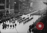 Image of World War I Liberty Bond parade New York City USA, 1918, second 4 stock footage video 65675041699